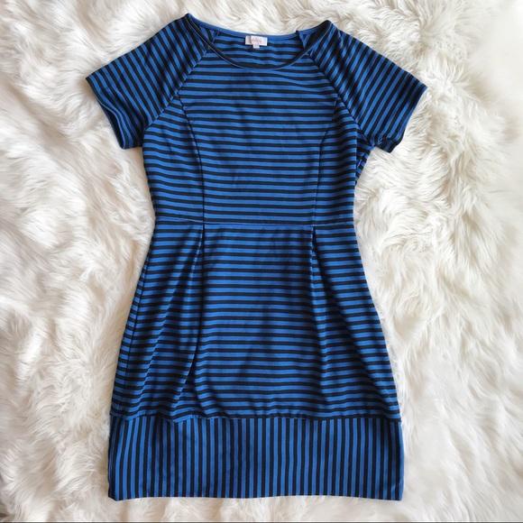 f9c746f8dd7 Pixley Stitch Fix Knit Striped Dress i0512. M 5b91eafedcf85589a2226e66